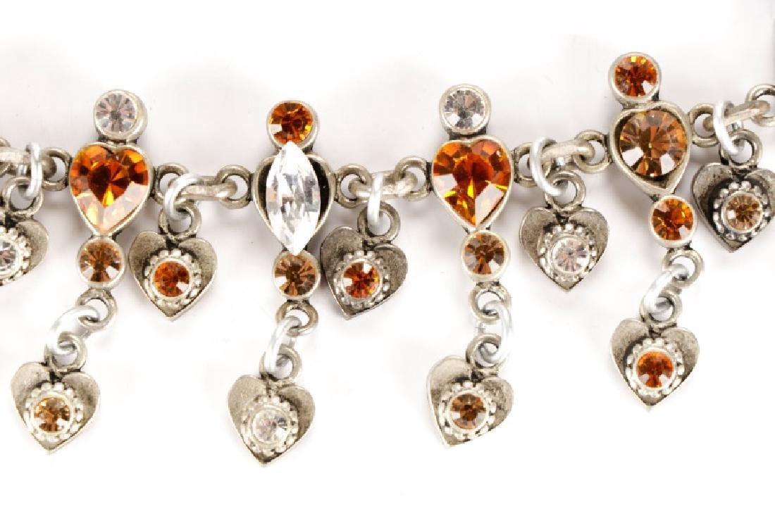 Rodrigo Otazu Bracelet, Necklace & Earrings - 5