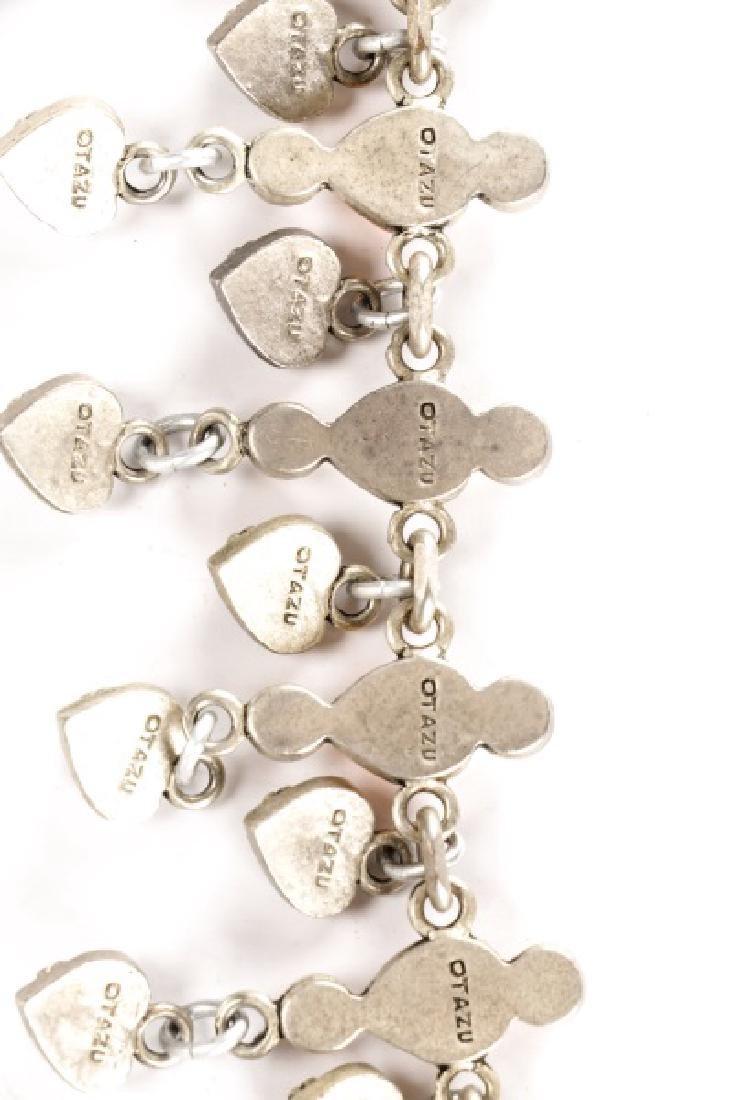 Rodrigo Otazu Bracelet, Necklace & Earrings - 8