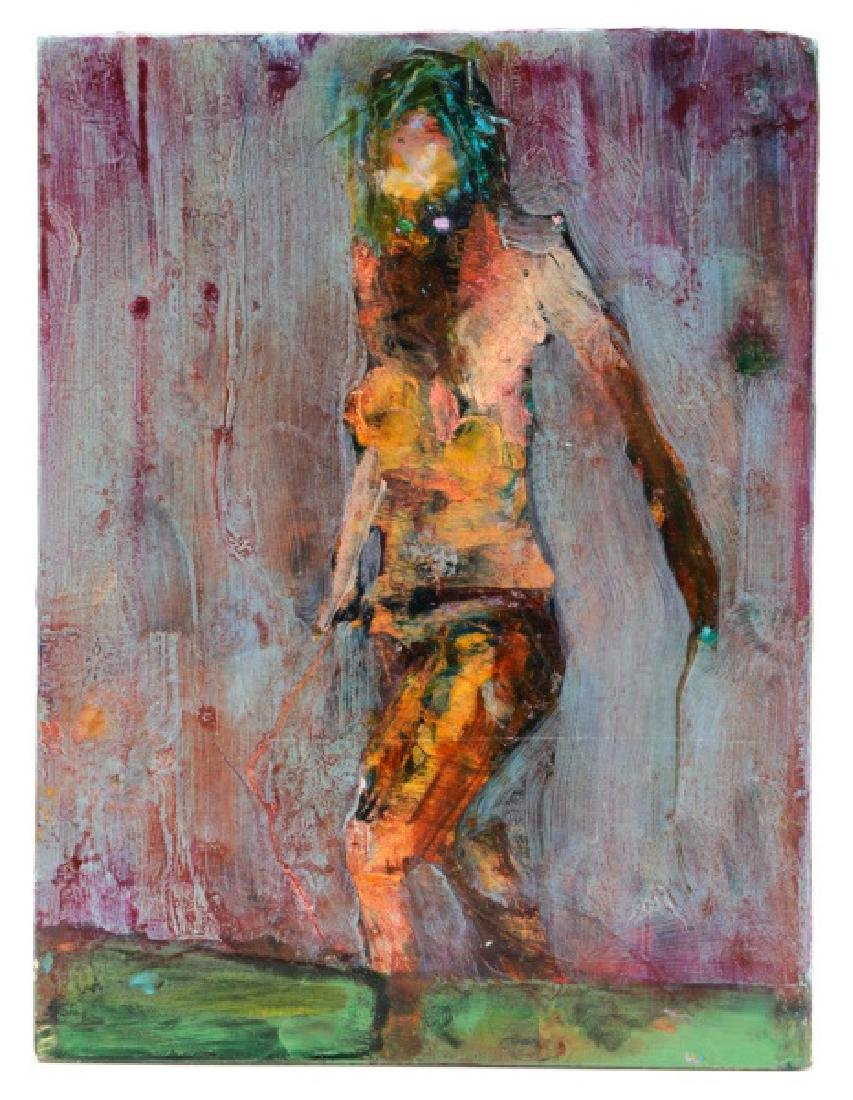 """Contemporary American School, """"Beachcomber""""-2011"""