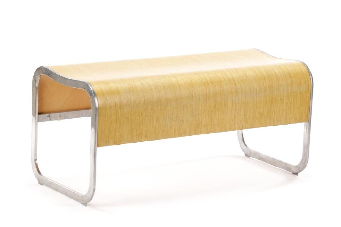 Lapalma ZA-2 Plywood Stackable Bench
