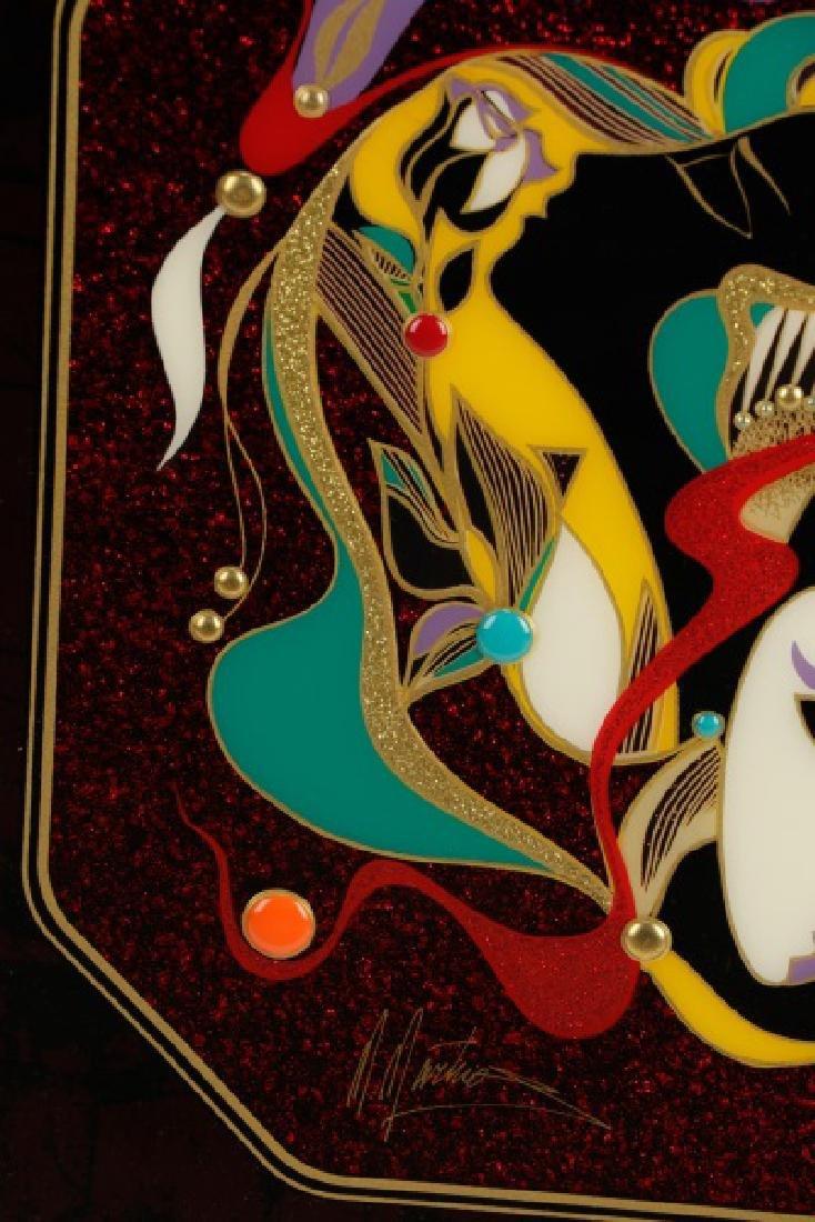 "Martiros Manoukian, ""Moment of Pose..."", Mixed - 4"