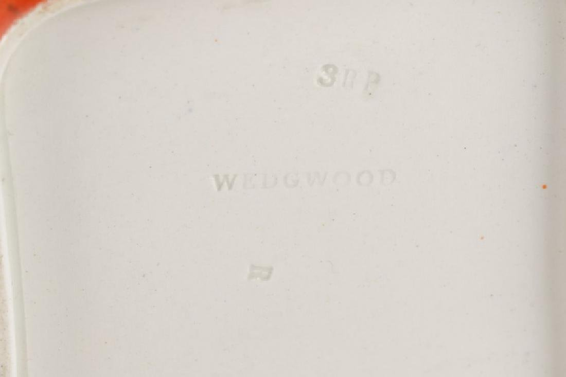 3 Pcs Early Transfer J & W Ridgway & Wedgwood - 9