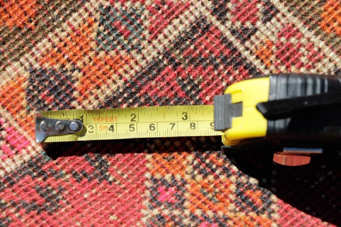 "Hand Woven Persian Tribal Rug, 3' 8"" x 6' 9"" - 5"