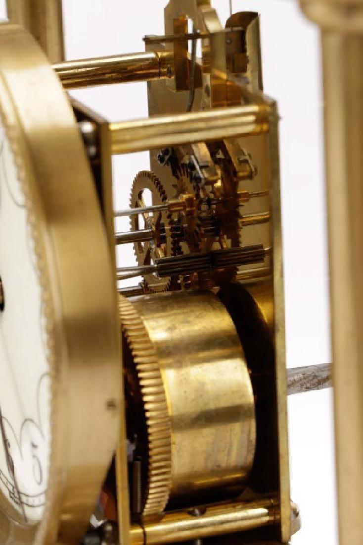 German Disk Pendulum 400 Day Anniversary Clock - 5