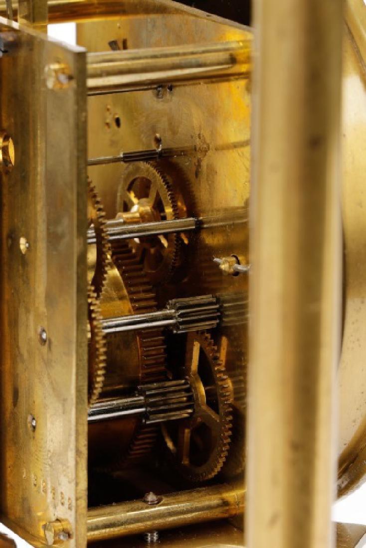 German Disk Pendulum 400 Day Anniversary Clock - 7