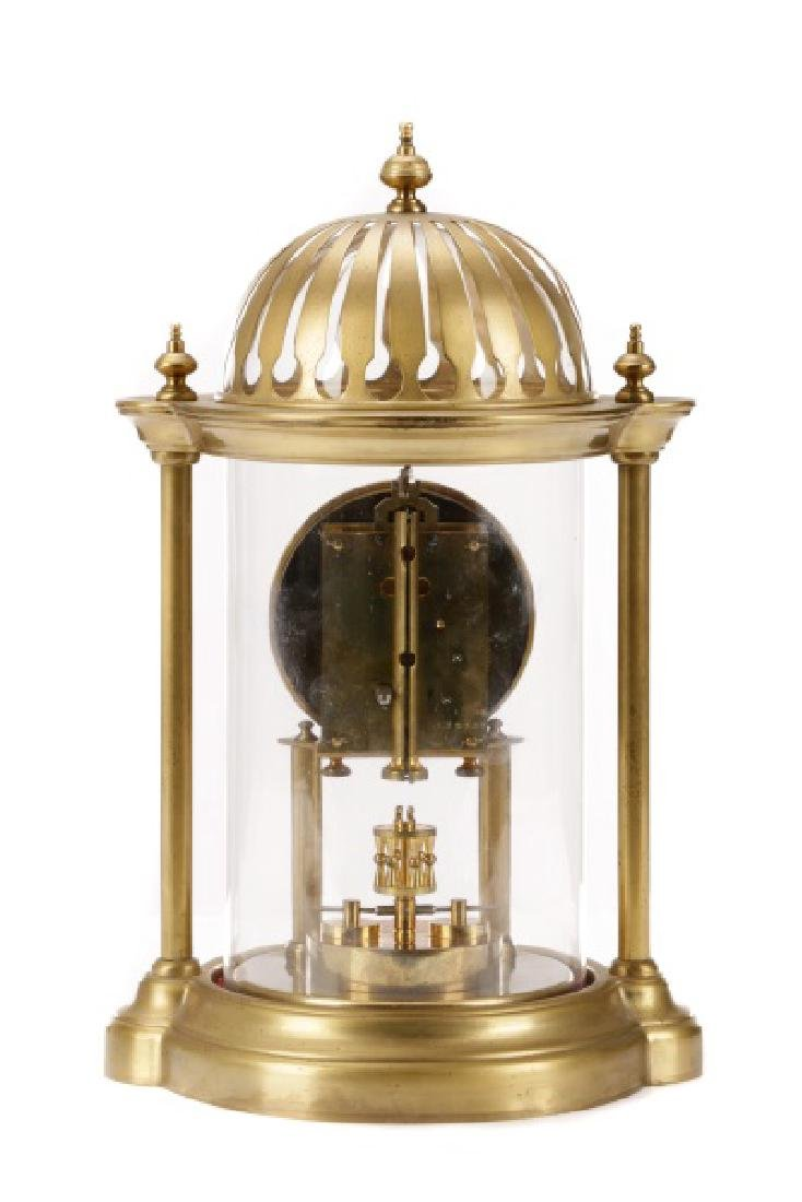 German Disk Pendulum 400 Day Anniversary Clock - 9