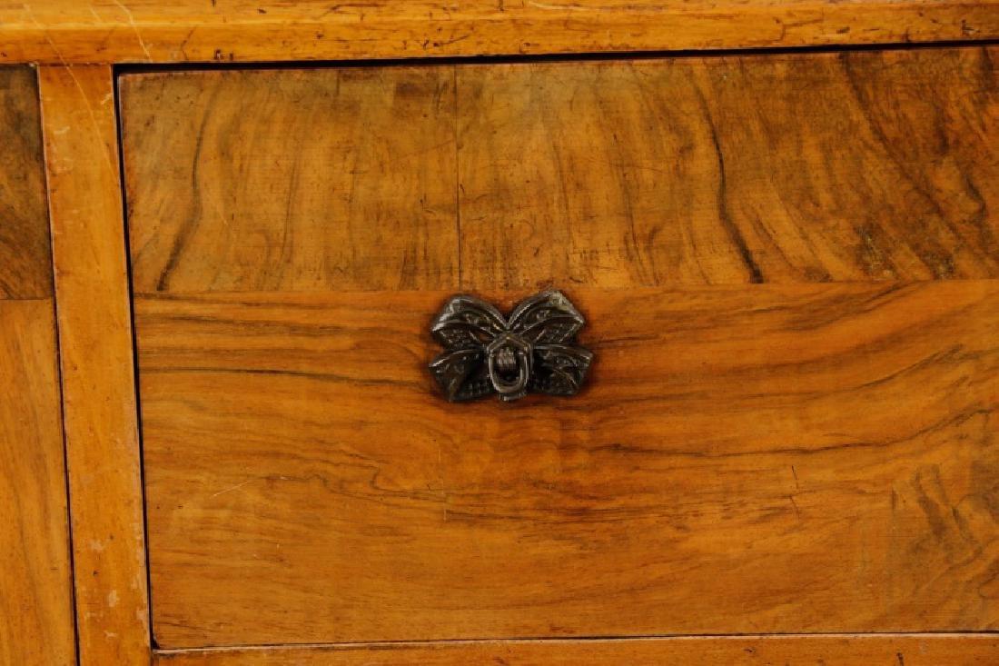 American Art Deco Walnut Sideboard - 2