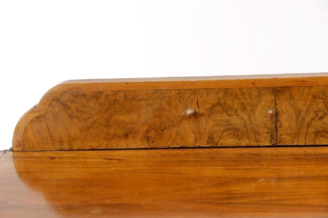 American Art Deco Walnut Sideboard - 4