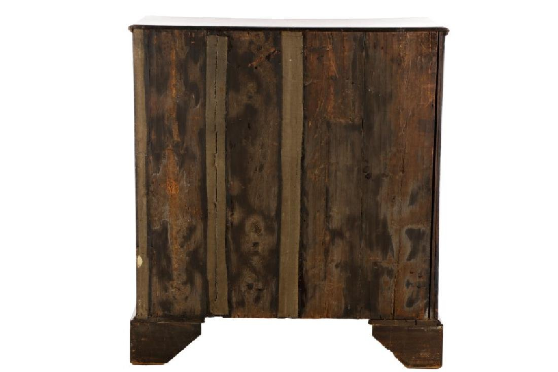 English Georgian Style Mahogany Chest of Drawers - 7