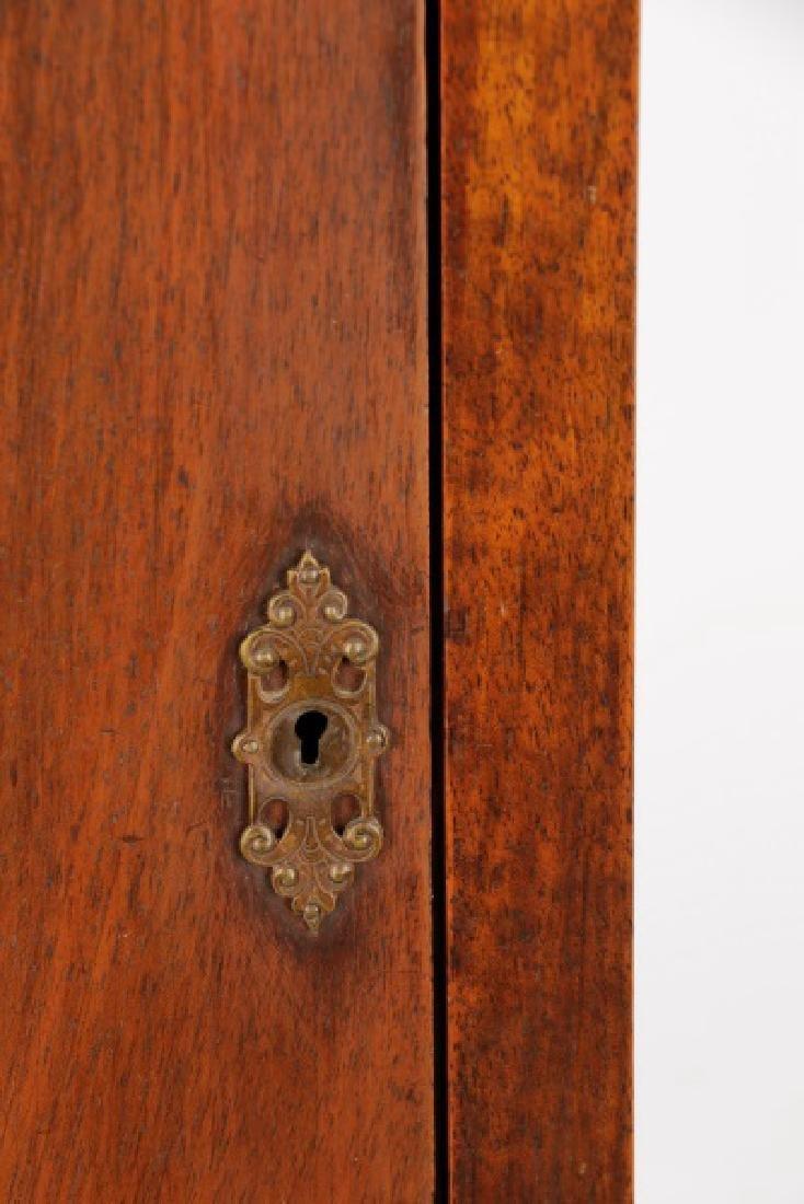 Lorenz Furtwangler & Sohne Walnut Tall Case Clock - 10