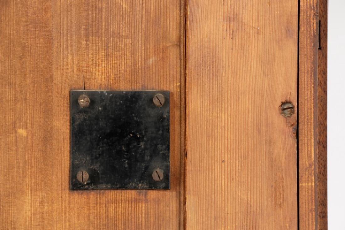 Lorenz Furtwangler & Sohne Walnut Tall Case Clock - 9