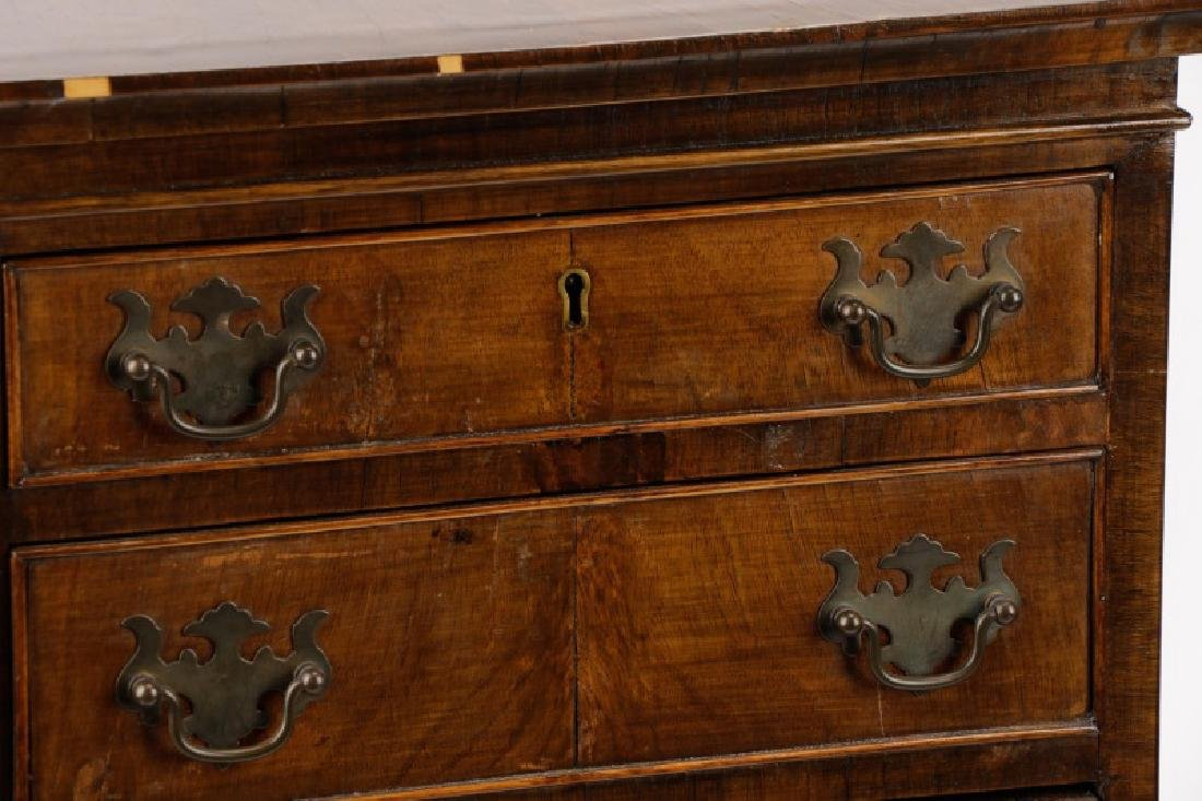Pair, Diminutive Queen Anne Chests on Stands - 2