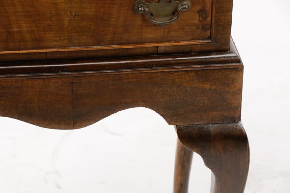 Pair, Diminutive Queen Anne Chests on Stands - 4