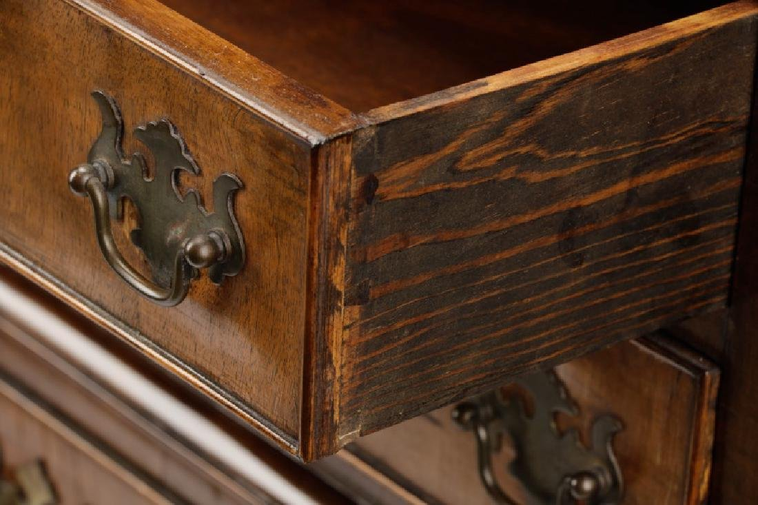 Pair, Diminutive Queen Anne Chests on Stands - 5