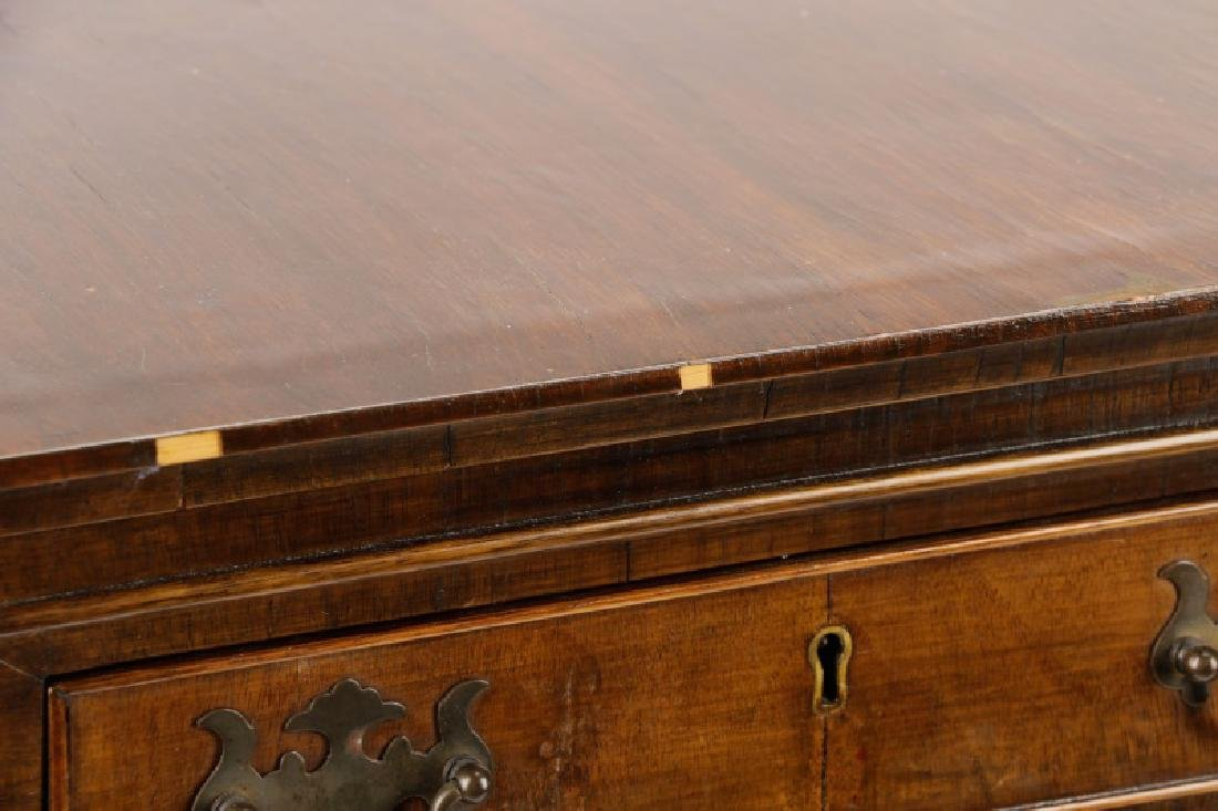 Pair, Diminutive Queen Anne Chests on Stands - 7