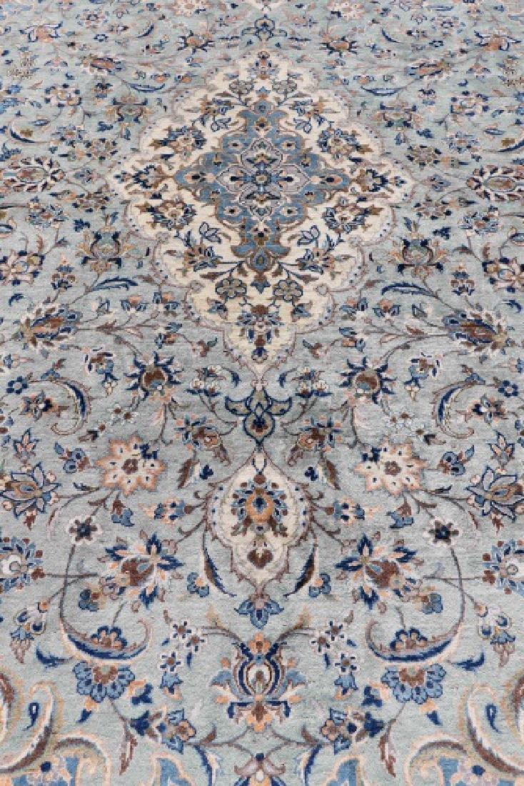 "Hand Woven Persian Kashan, 9' 7"" x 13' 7"" - 3"