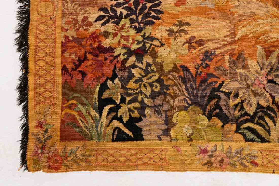French Pastoral Wall Hanging Tapestry - 6
