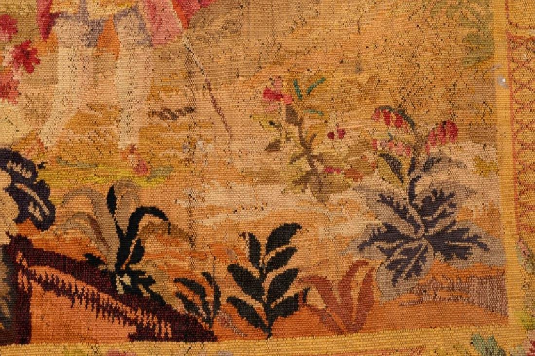 French Pastoral Wall Hanging Tapestry - 8