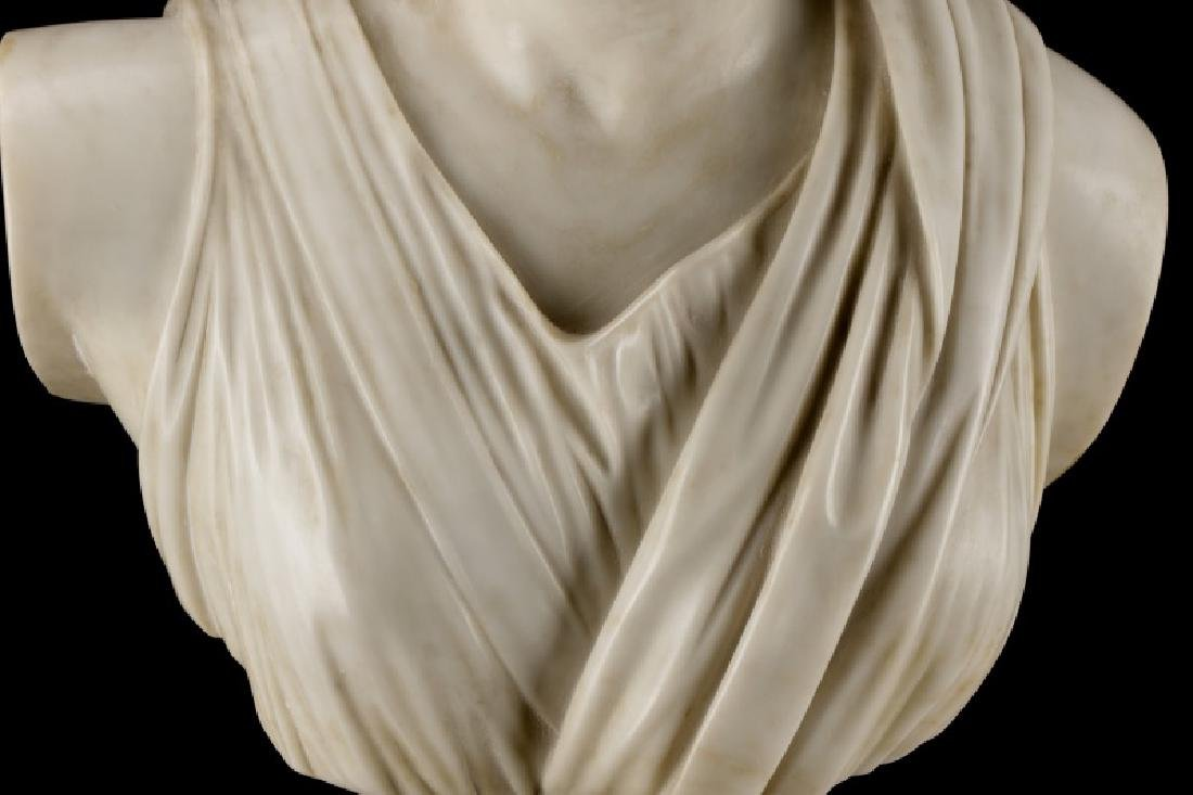 """After Leochares, """"Diana the Huntress"""", Marble - 3"""
