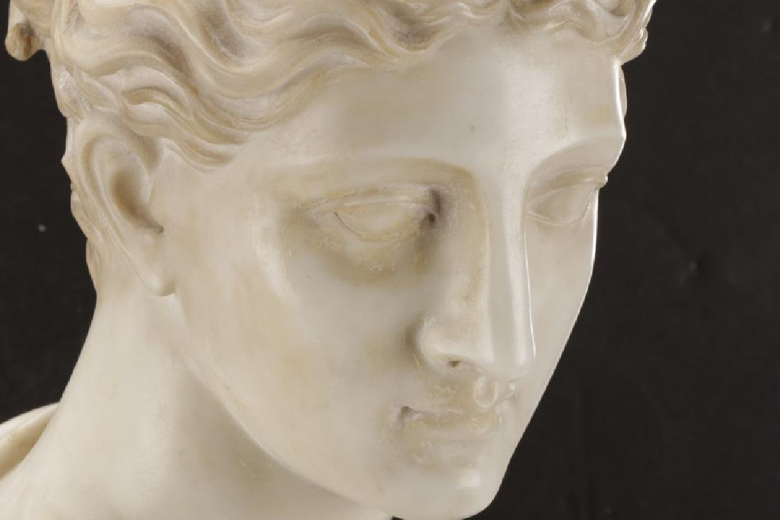 """After Leochares, """"Diana the Huntress"""", Marble - 7"""