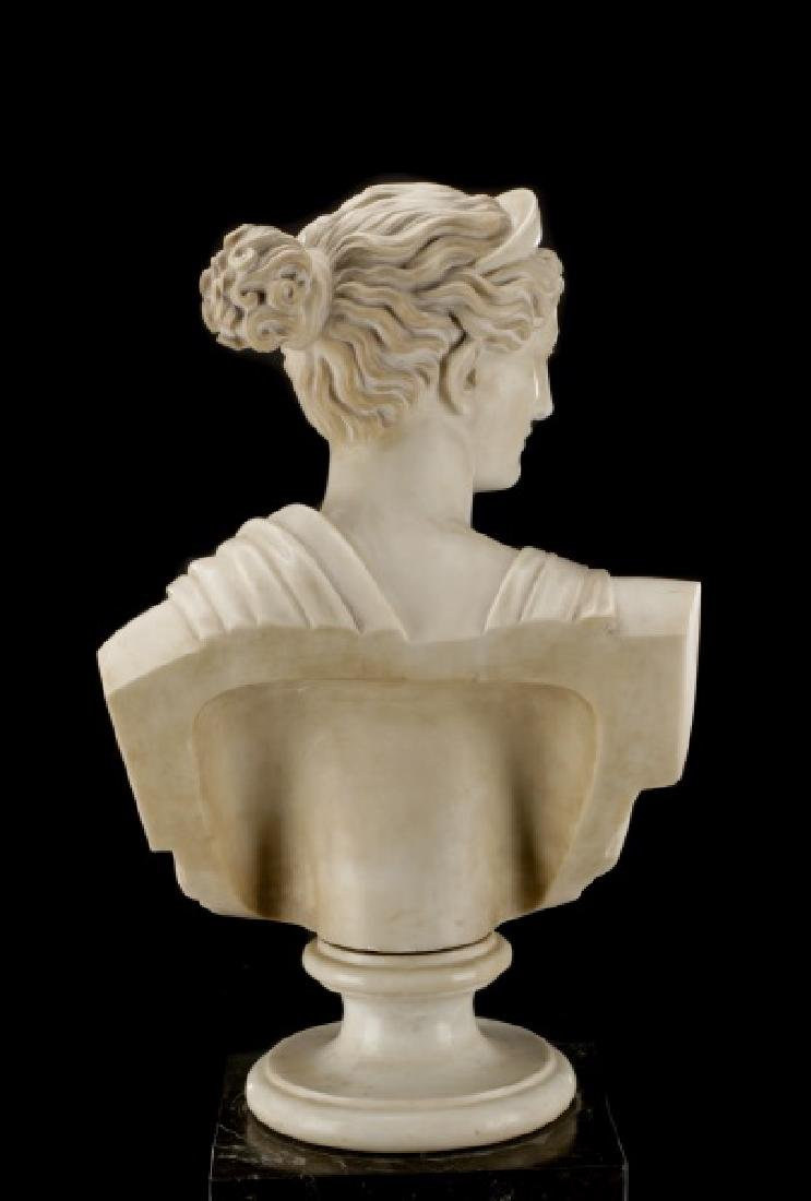 """After Leochares, """"Diana the Huntress"""", Marble - 8"""
