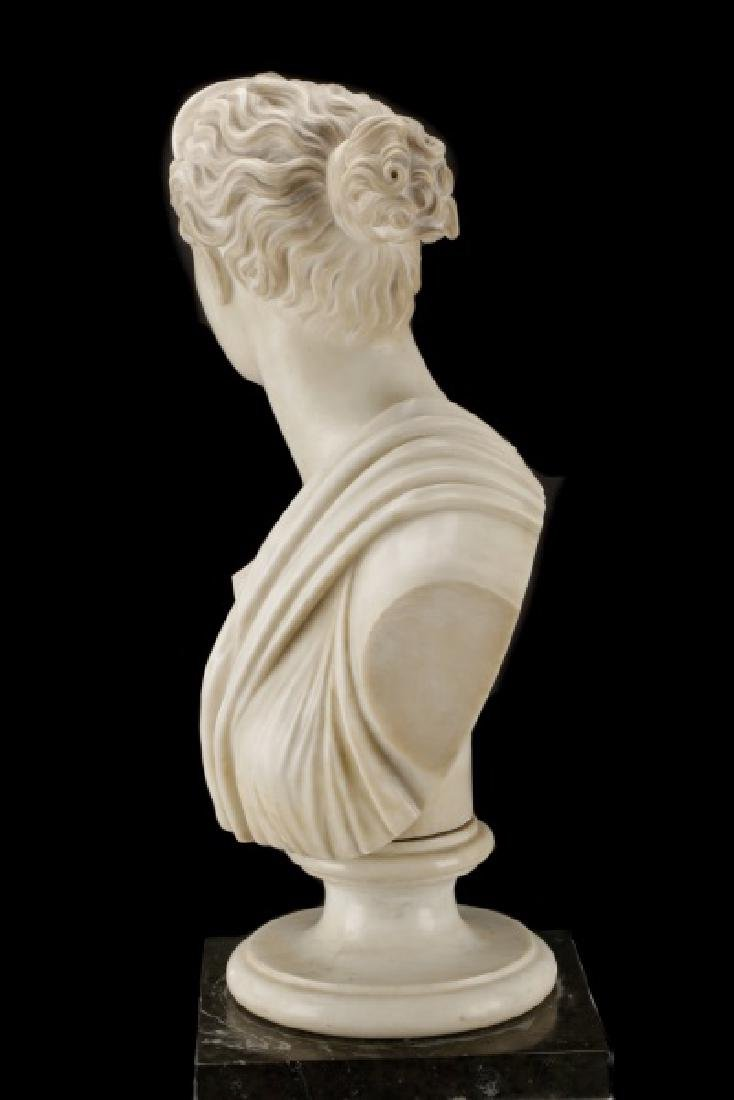 """After Leochares, """"Diana the Huntress"""", Marble - 9"""