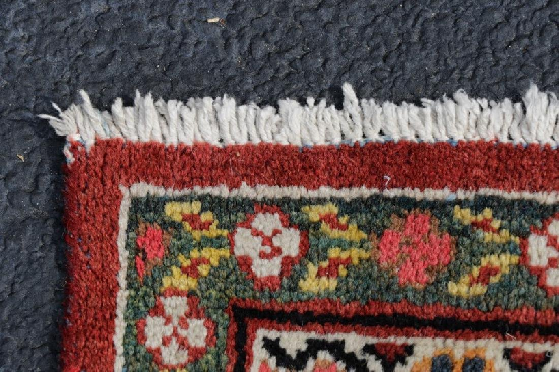 Palace Size Hand Woven Persian Mahal Area Rug - 8