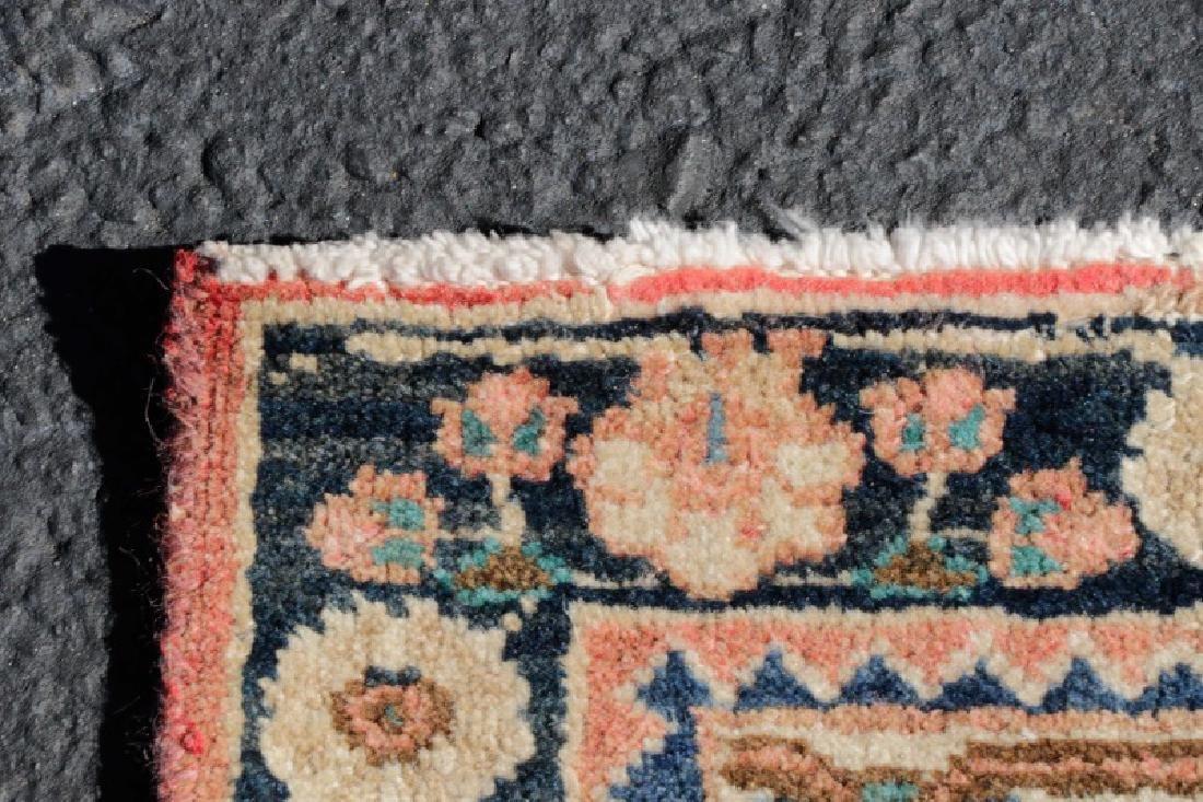 "Hand Woven Persian Tabriz Rug, 8' 1"" x 10' 6' - 5"