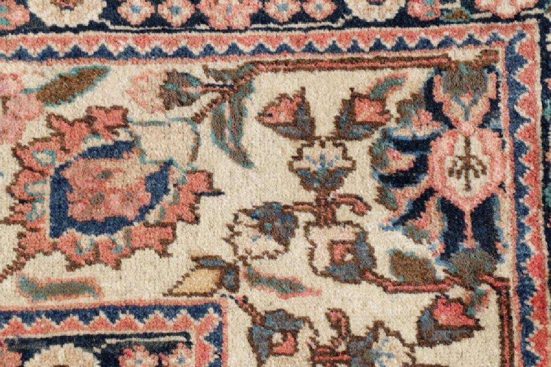 "Hand Woven Persian Tabriz Rug, 8' 1"" x 10' 6' - 6"