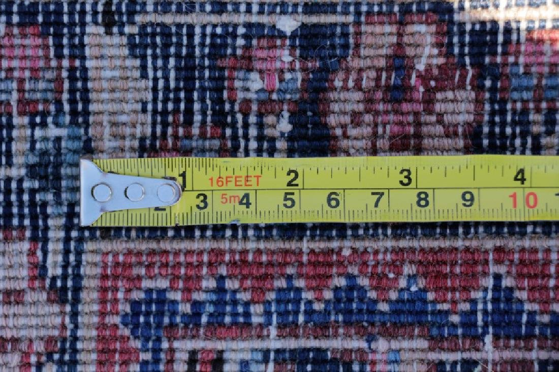 "Hand Woven Persian Tabriz Rug, 8' 1"" x 10' 6' - 7"