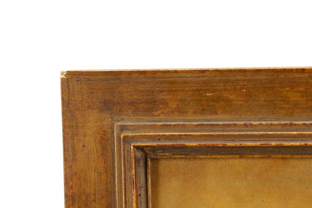 "Joseph Lindon Smith, ""Pharaoh"", Oil on Panel - 7"