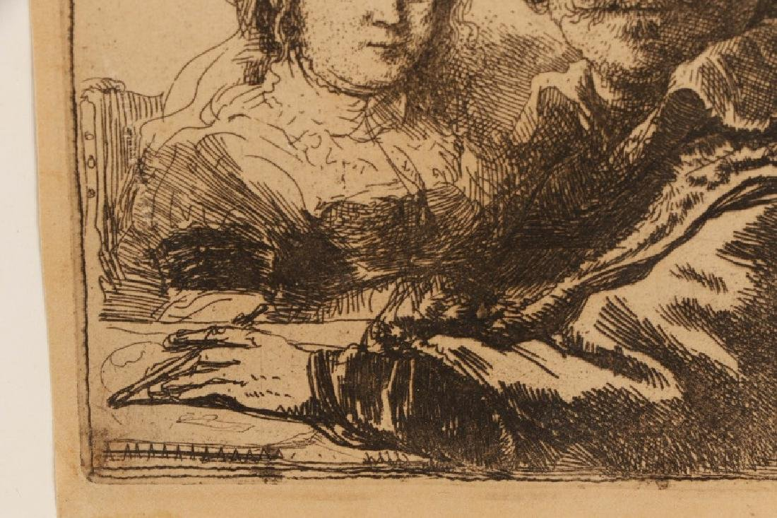 "Rembrandt van Rijn, ""Self Portrait with Saskia"" - 6"