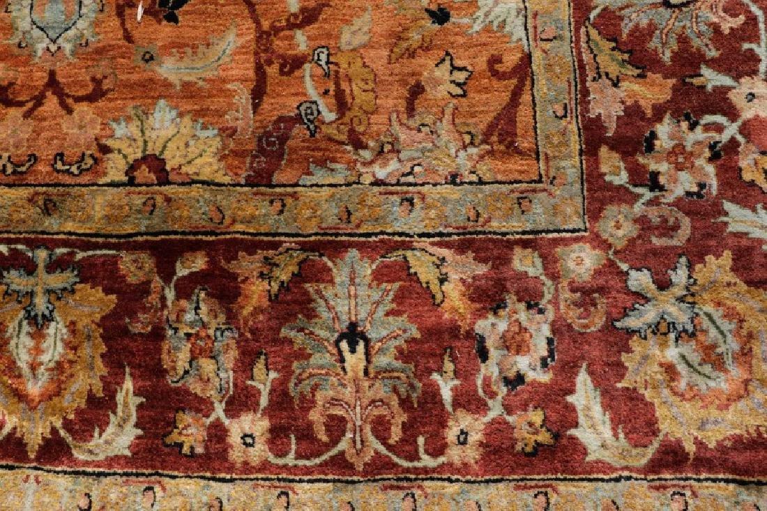 "Hand Woven Agra Area Rug, 8' 2"" x 10"" - 2"