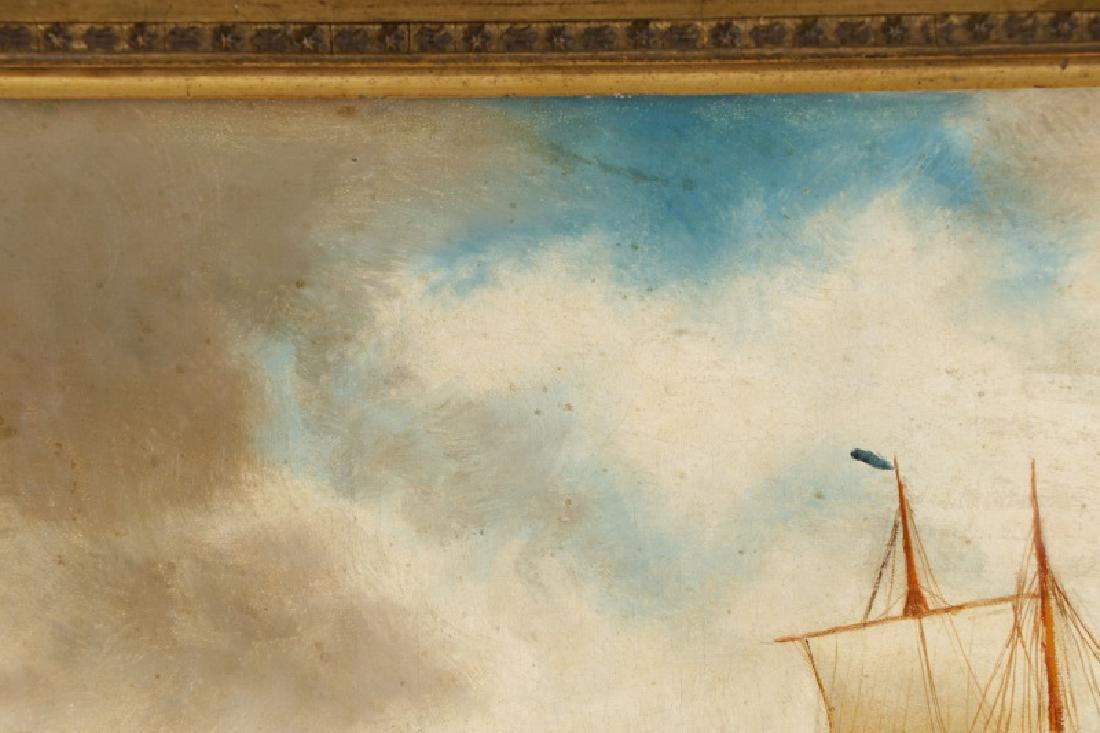 "Nicoline Holm, ""Ship Under Tumultuous Skies""-1908 - 6"