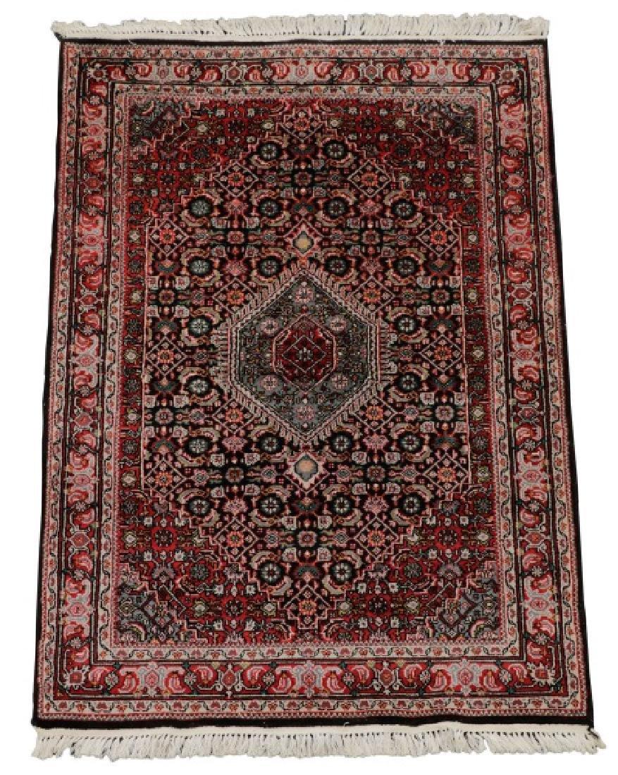 Hand Woven Persian Bidjar Rug, Approx. 4' x 6'