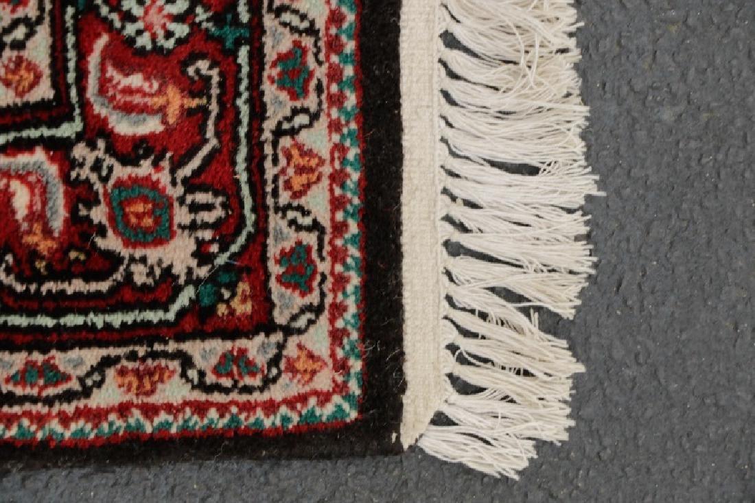 Hand Woven Persian Bidjar Rug, Approx. 4' x 6' - 5