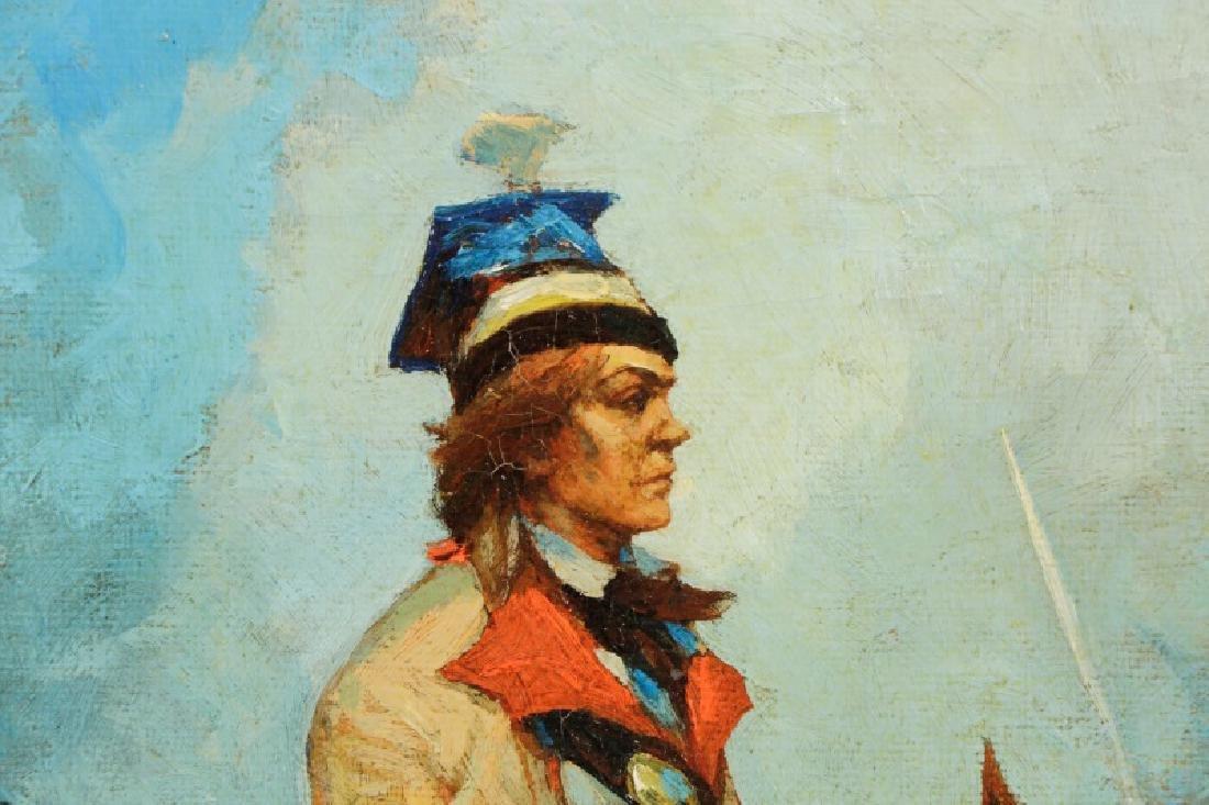 """Polish School, """"Convoise de l'armée Hongroise"""" - 2"""