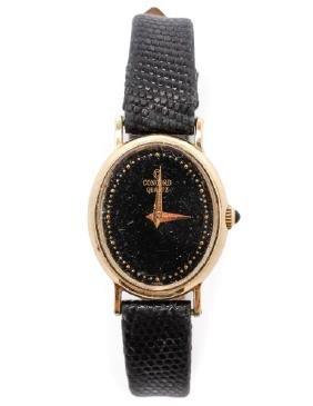 Concord Ladies 14k Gold Dress Watch