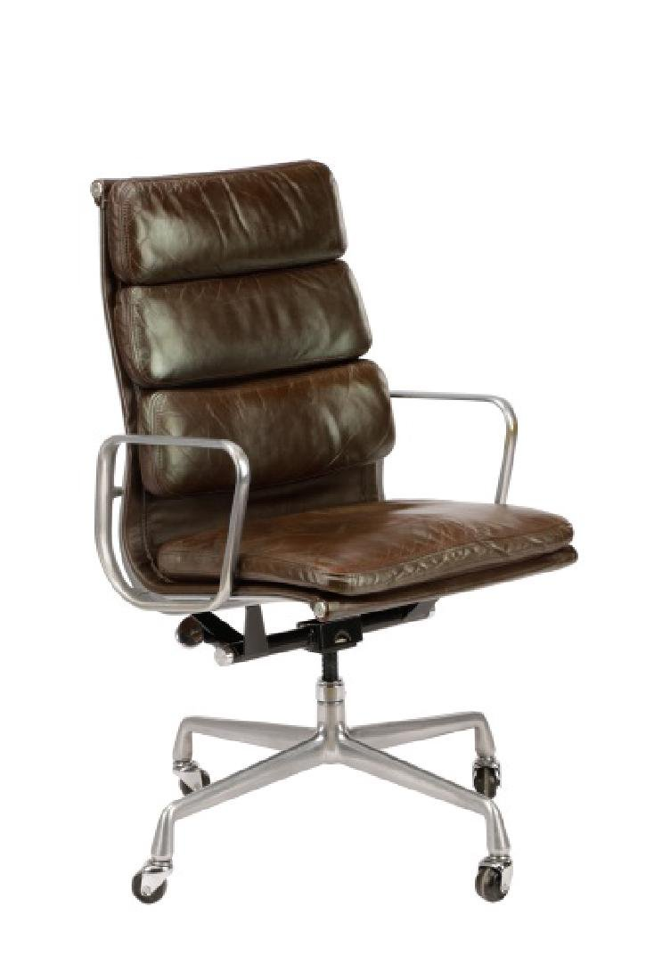 Eames for Herman Miller Soft Pad Executive Chair