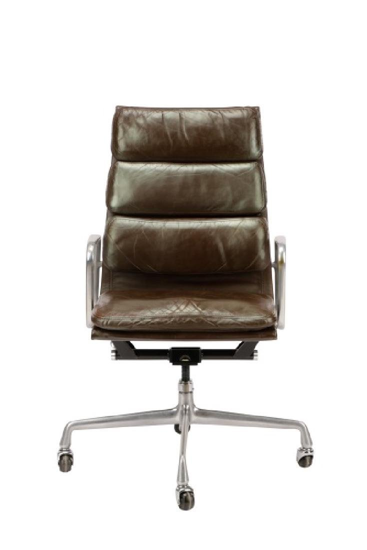 Eames for Herman Miller Soft Pad Executive Chair - 2