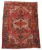 Hand Woven Persian Sultanabad Room Sized Rug