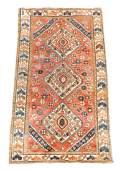 Hand Woven Persian Bakhtiari Rug 5' 7'' x 10'10''
