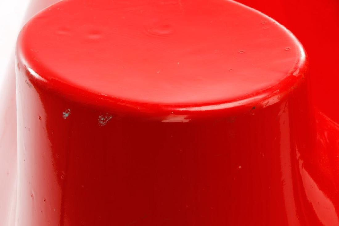 Wendell Castle Red Castle Chair - 6