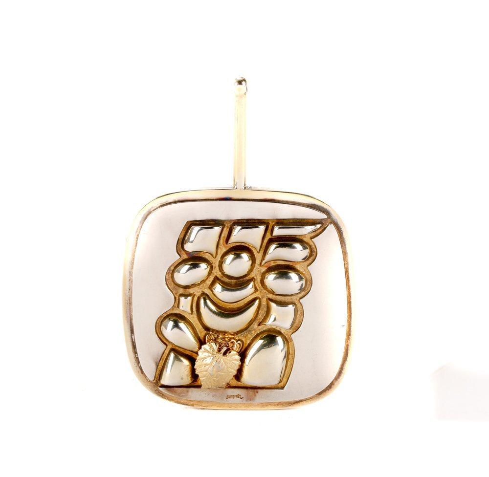 """Miguel Berrocal Ltd. Ed. """"Torso Verona"""" Bronze"""