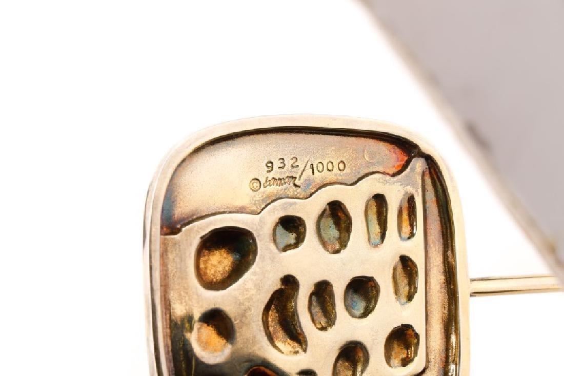 """Miguel Berrocal Ltd. Ed. """"Torso Verona"""" Bronze - 6"""
