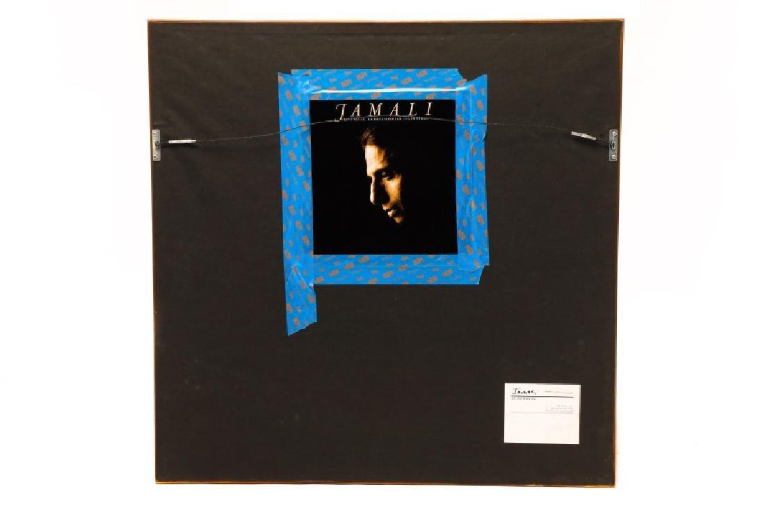 """Jamali, """"Profile"""" Mixed Media Painting - 5"""