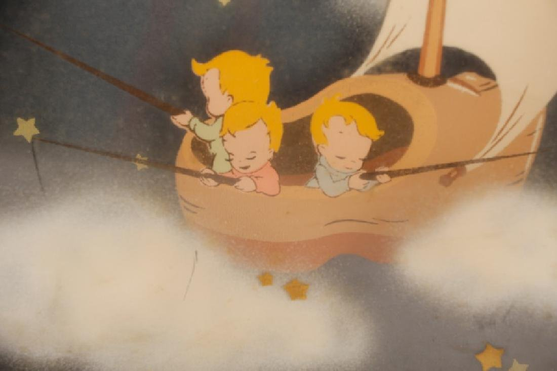 "Disney Multiplane No. 6, ""Wyncken, Blyncken & Nod"" - 3"