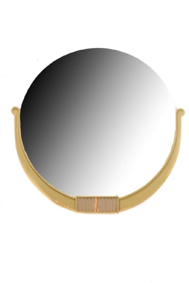 American Art Deco Wall Mirror by Kittinger
