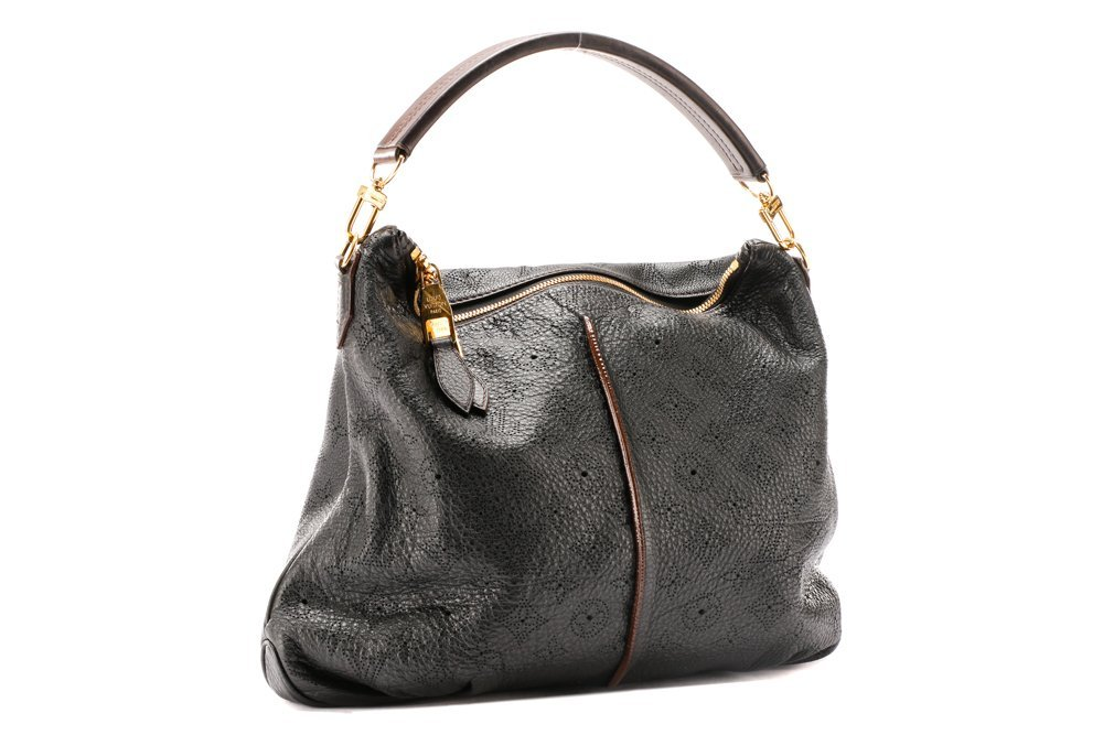 Louis Vuitton Mahina Selene PM Hobo & Clochette - 2