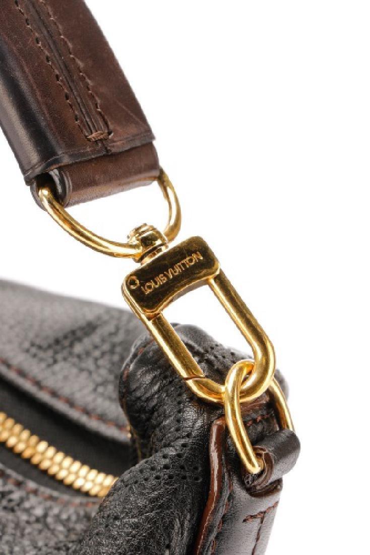 Louis Vuitton Mahina Selene PM Hobo & Clochette - 5